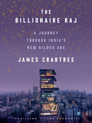 cover image of The Billionaire Raj