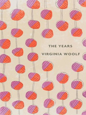 cover image of The Years