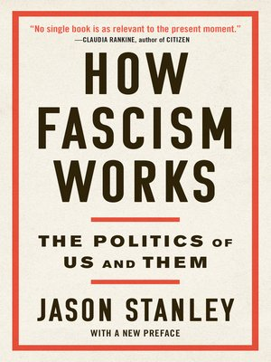 cover image of How Fascism Works