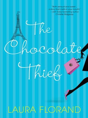 cover image of The Chocolate Thief