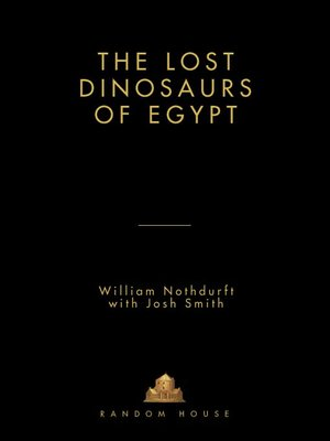 cover image of The Lost Dinosaurs of Egypt
