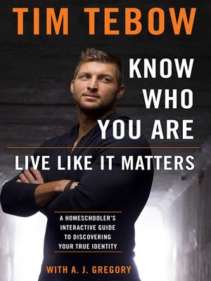 cover image of Know Who You Are, Live Like It Matters