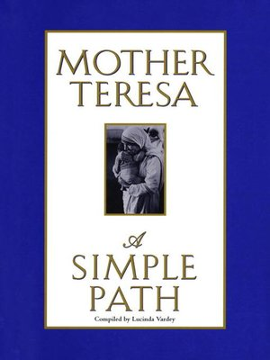 cover image of A Simple Path