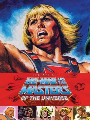 cover image of The Art of He Man and the Masters of the Universe
