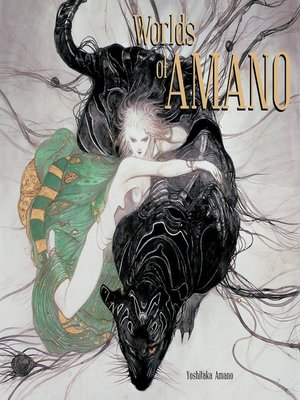 cover image of Worlds of Amano