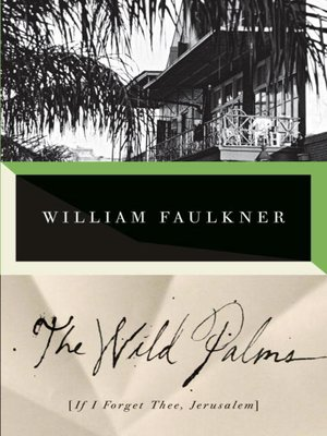 cover image of The Wild Palms