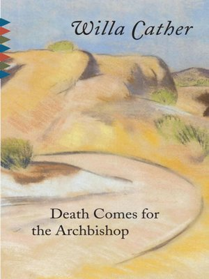 cover image of Death Comes for the Archbishop