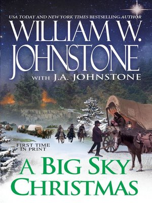 cover image of A Big Sky Christmas