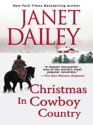 cover image of Christmas in Cowboy Country