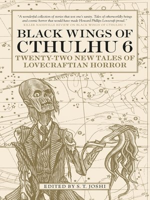 cover image of Black Wings of Cthulhu (Volume Six)