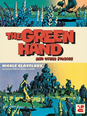 cover image of The Green Hand and Other Stories