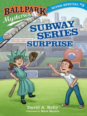 cover image of Ballpark Mysteries Super Special #3
