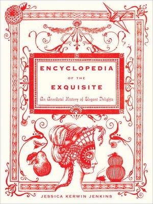 cover image of Encyclopedia of the Exquisite
