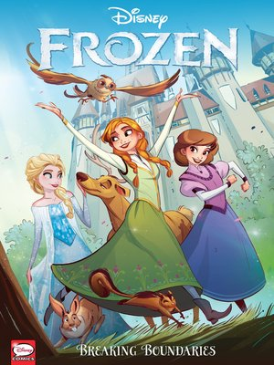 cover image of Disney Frozen: Breaking Boundaries