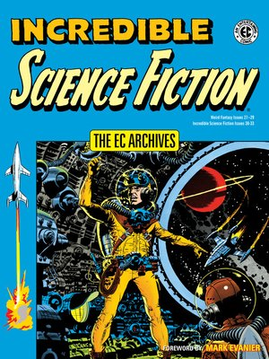 cover image of Incredible Science Fiction