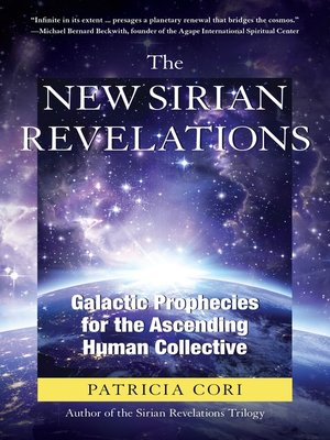 cover image of The New Sirian Revelations