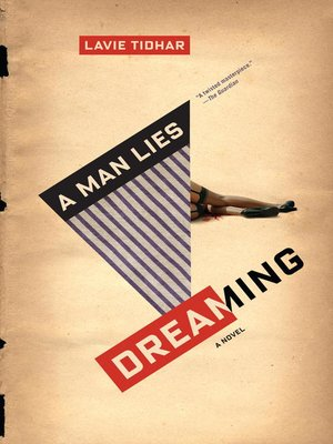 cover image of A Man Lies Dreaming