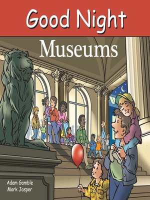 cover image of Good Night Museums