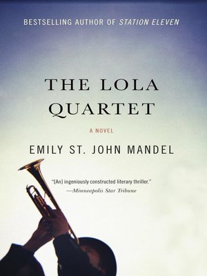 cover image of The Lola Quartet