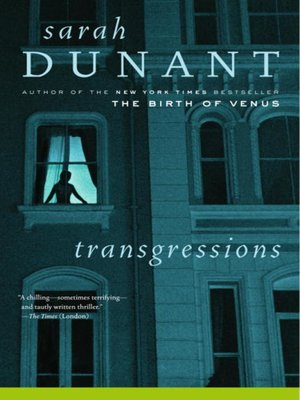 cover image of Transgressions