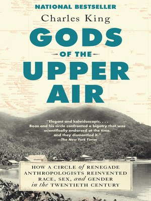 cover image of Gods of the Upper Air