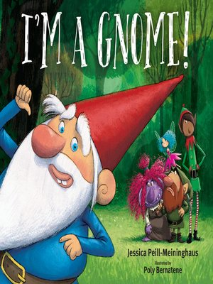 cover image of I'm a Gnome!