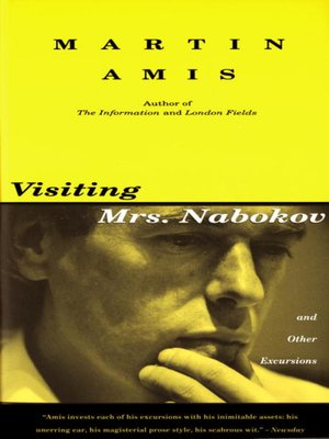 cover image of Visiting Mrs. Nabokov