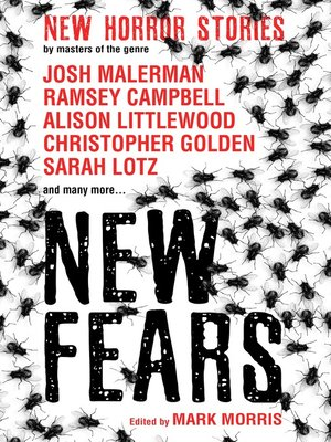 cover image of New Fears--New horror stories by masters of the genre