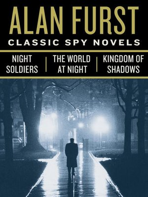 cover image of Alan Furst's Classic Spy Novels