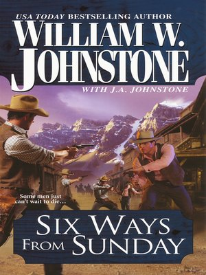 cover image of Six Ways From Sunday