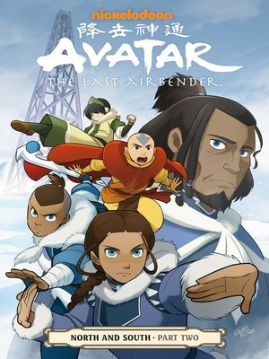 cover image of Avatar: The Last Airbender - North and South (2016), Part Two