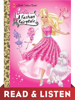 cover image of Fashion Fairytale