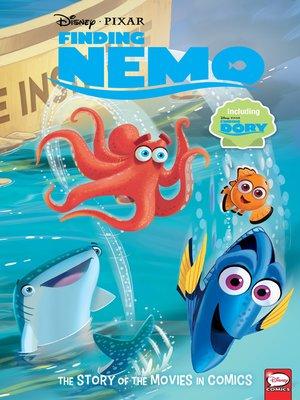 cover image of Disney/PIXAR Finding Nemo / Finding Dory