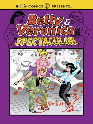 cover image of Betty & Veronica Spectacular Volume 1