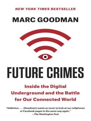 cover image of Future Crimes