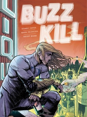cover image of Buzzkill