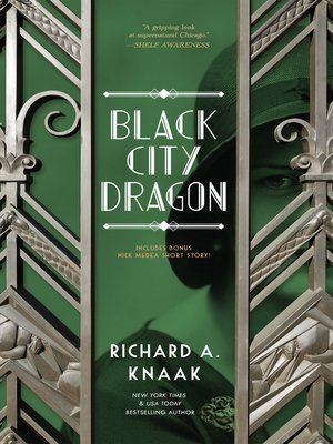 cover image of Black City Dragon