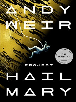 cover image of Project Hail Mary