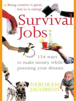 cover image of Survival Jobs