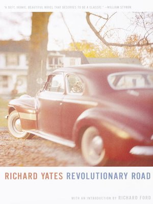 cover image of Revolutionary Road