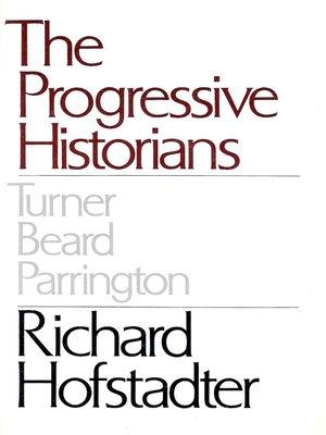 cover image of Progressive Historians