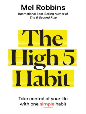 cover image of The High 5 Habit