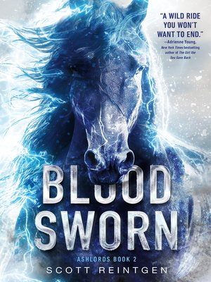 cover image of Bloodsworn
