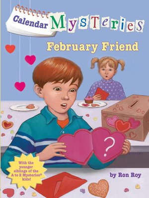 cover image of February Friend