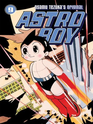 cover image of Astro Boy (2002), Volume 9