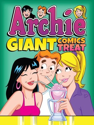 cover image of Archie Giant Comics Treat