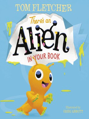 cover image of There's an Alien in Your Book