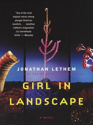 cover image of Girl in Landscape