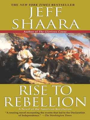 cover image of Rise to Rebellion