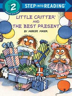 cover image of Little Critter and the Best Present